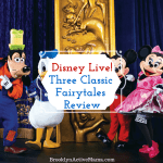 Disney Live! Three Classic Fairytales Live Show Review