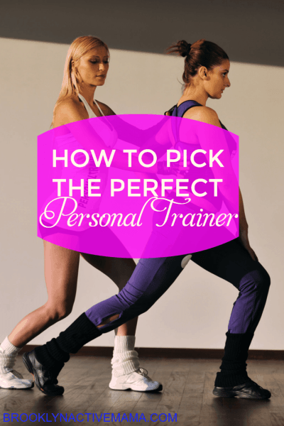 How To Pick The Perfect Personal Trainer