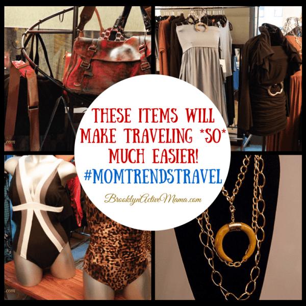 These Items Will Make Traveling Much Easier #MomTrendsTravel