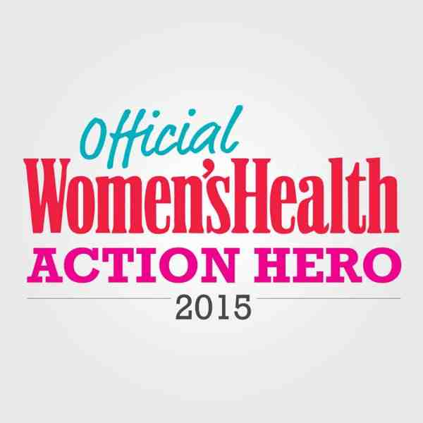 Women's Health Action Hero, My First Panel & a Flurry of Posts