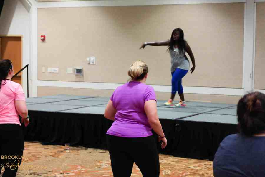 Fitbloggin 2015 Conference Recap: Dancing In Denver, Part 1