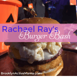 Rachael Ray's 8th Annual Burger Bash #NYCWFF