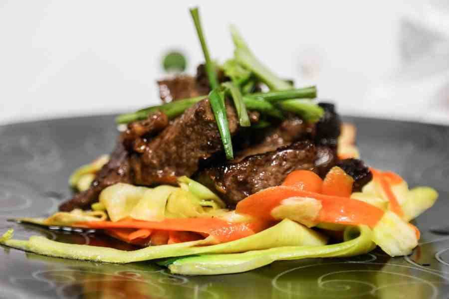 Korean Style Steak Bimimbap Recipe from Hello Fresh