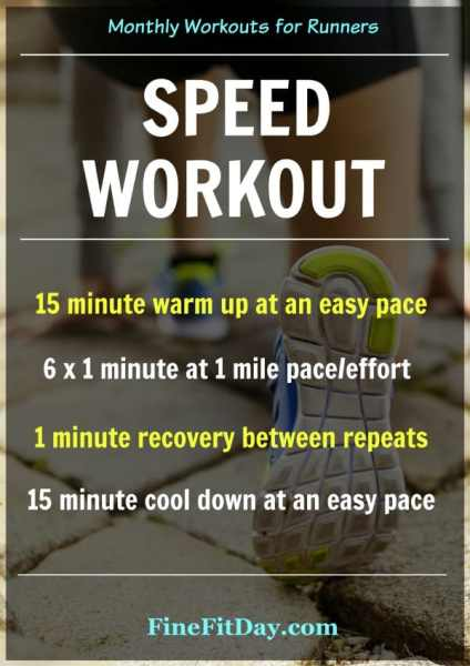 Speed Fine Fit Day