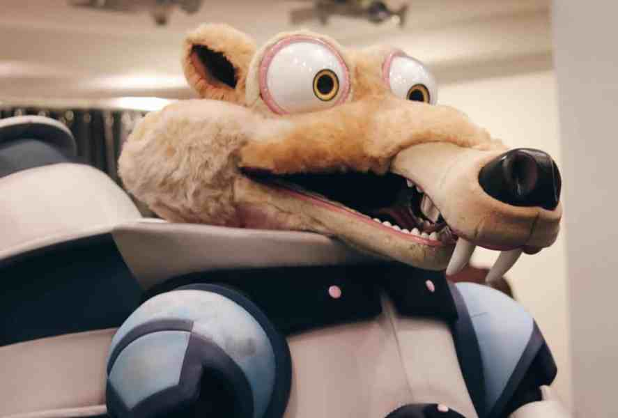 Ice Age: Collision Course & Meeting Neil Degrasse Tyson