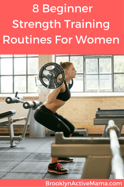 Got Muscle? 8 Beginner Strength Training Routines For Women