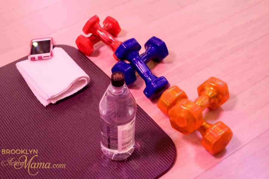 Jillian Michaels BodyShred Class at Crunch Gym
