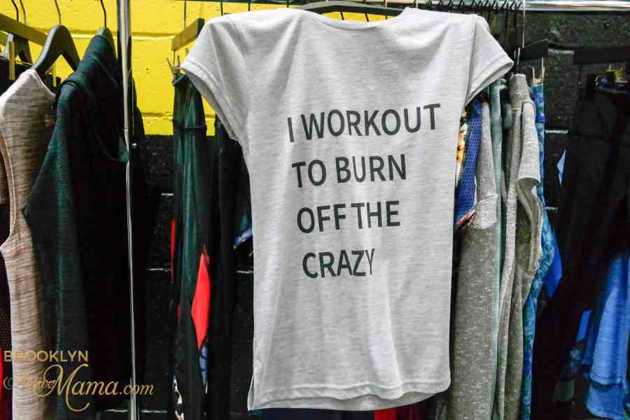 A Sweaty Good Time at Switch Playground & SHAPE Activewear Fall Preview