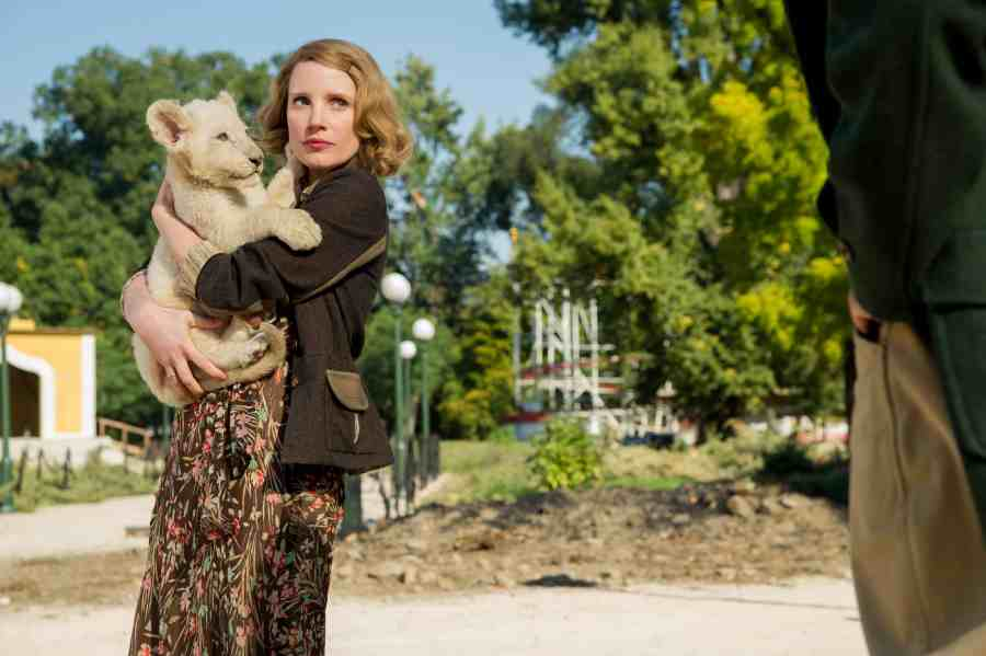 The Zookeeper's Wife – A Review & Interview With Jessica Chastain