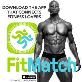 FitMatch -- A Brand New Fitness App That Connects You With Your New Fitness BFF!