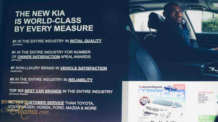 All about the Kia Exclusive Brand Experience!