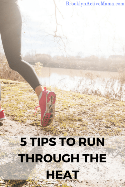 Summer Running Tips to help you make running in the heat a bit easier!