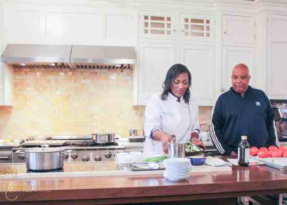 Rev Run & Justine Share 5 Healthy Diabetic Friendly Recipes + Interview {VIDEO}