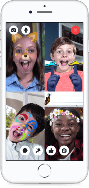 Everything You Need To Know About The New Messenger Kids App