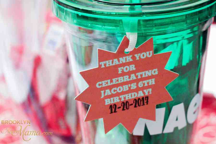 DIY Personalized Gift Tags For Any Occasion {Tutorial}