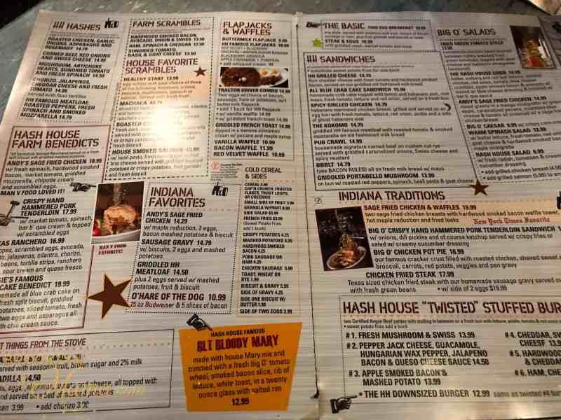 My Experience At Hash House A Go Go