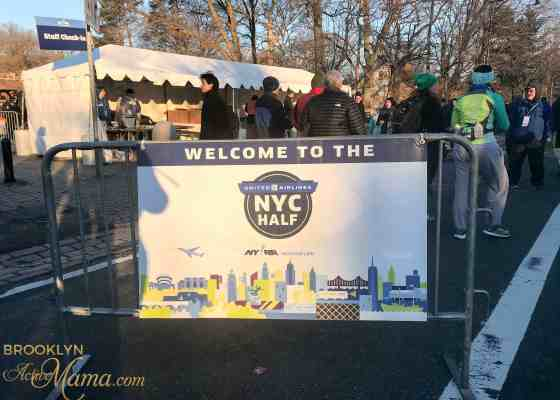 How Not To Run A Half Marathon Pregnant (AKA My NYC Half Recap)