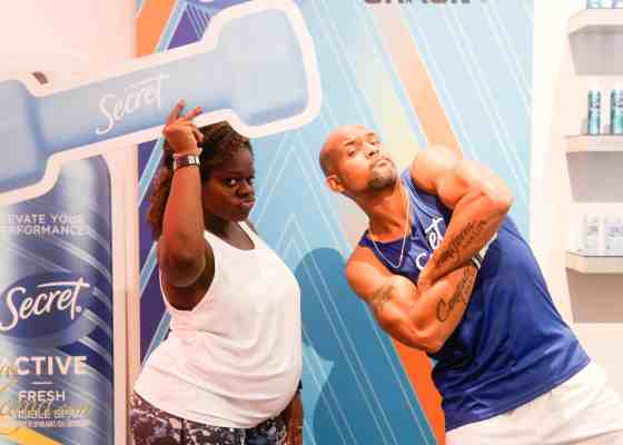 I Worked Out With Shaun T Pregnant….And Survived.
