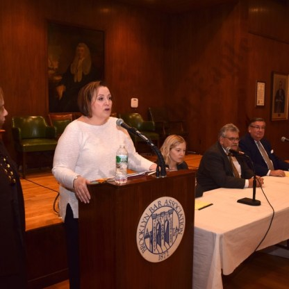 Catholic Lawyers and Brandeis Society 11/17/2015 - Brooklyn Archive