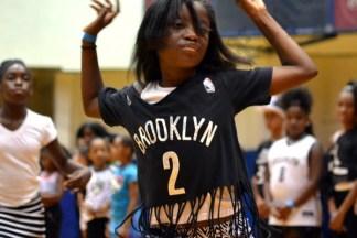 Brooklyn Nets Kids Dance Team Auditions 2014