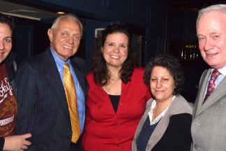 Merchants of Third Avenue Christmas Party 2015 - Brooklyn Archive