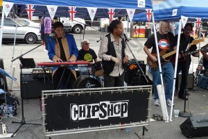 ChipShop band at the 2012 Atlantic Antic. - Brooklyn Archive