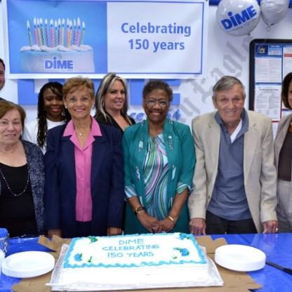Dime Bank 150th Anniversary Celebration 09/15/2014 - Brooklyn Archive