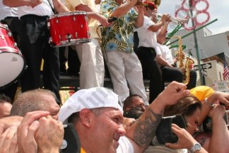 Feast of Our Lady of Mount Carmel and St Paulinus of Nola 2010