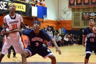 Jefferson vs. Bedford Academy Basketball Game 02/12/2015