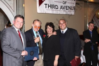 Merchants of Third Avenue Pioneer Awards Dinner 10/24/2011 - Brooklyn Archive