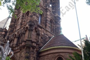 Saint Augustine Roman Catholic Church at 116 6th Avenue - Brooklyn Archive