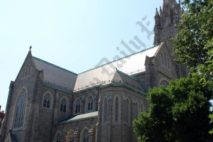 Saint Francis Xavier Rectory at 225 6th Avenue 07/17/2012 - Brooklyn Archive