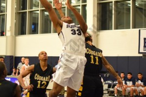 St. Joseph's vs. Medgar Evers College Basketball Game 01/28/2015