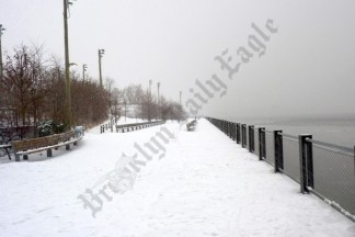 Winter Scenes, Harbor & Heights, February 2015