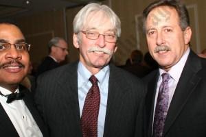 Larry Martin, Robert Kalish, and Donald Kurtz. - Brooklyn Archive