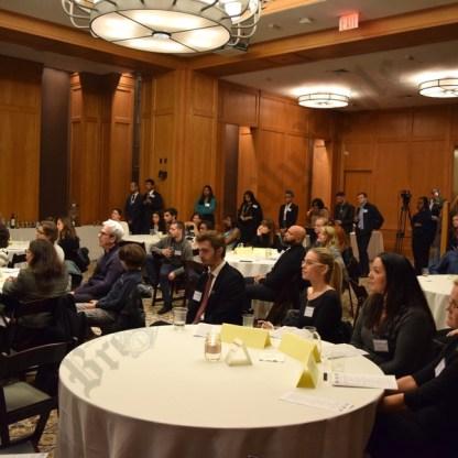 Brooklyn Law School Entertainment and Sports Law Society Reception 11/15/2016 - Brooklyn Archive