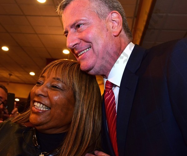 Pre-Election Breakfast at Juniors hosted by Steve Cohn 11/04/2016 - Brooklyn Archive