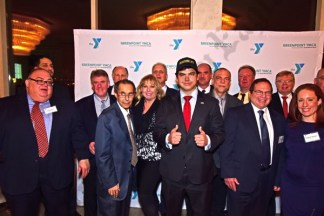YMCA Anniversary Awards 12/07/2016