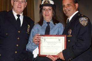 68th Precinct Medal Day at Fort Hamilton Theater 06/02/2011