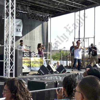 Brooklyn Hip Hop Festival 07/14/2012 - Brooklyn Archive