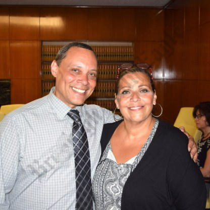 Court Retirement Party for Fran Napoli 07/8/2016 - Brooklyn Archive