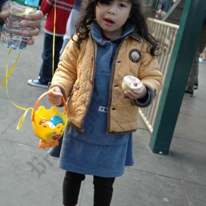 Easter Egg Hunt at Pierrepont Playground 2009 - Brooklyn Archive