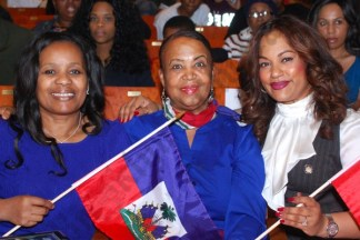 Haitian Flag Day at Erasmus High School 05/21/2016