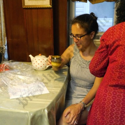 Mukti's Kitchen Traditional Indian Cooking Class 07/07/2014 - Brooklyn Archive