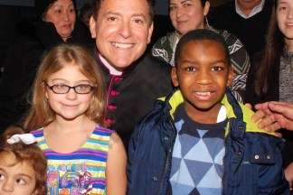 Farewell Mass for Monsignor Jamie Gigantiello 01/22/2017