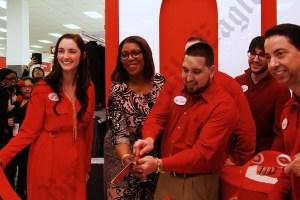 Target Grand Opening 01/24/2017