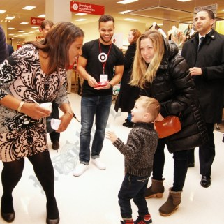 Target Grand Opening 01/24/2017 - Brooklyn Archive