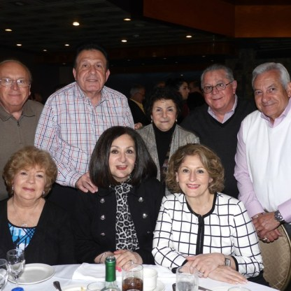 Gargiulo's Restaurant Family Reunion 04/23/2017 - Brooklyn Archive