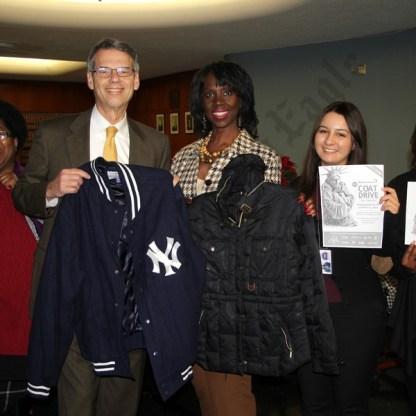 Brooklyn Courts Coat Drive 12/20/2016 - Brooklyn Archive