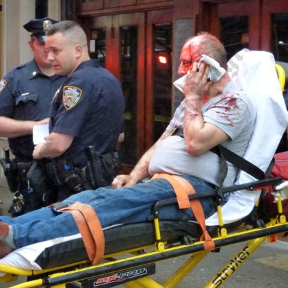 Court Jeweler Store Robbery 05/26/2017 - Brooklyn Archive
